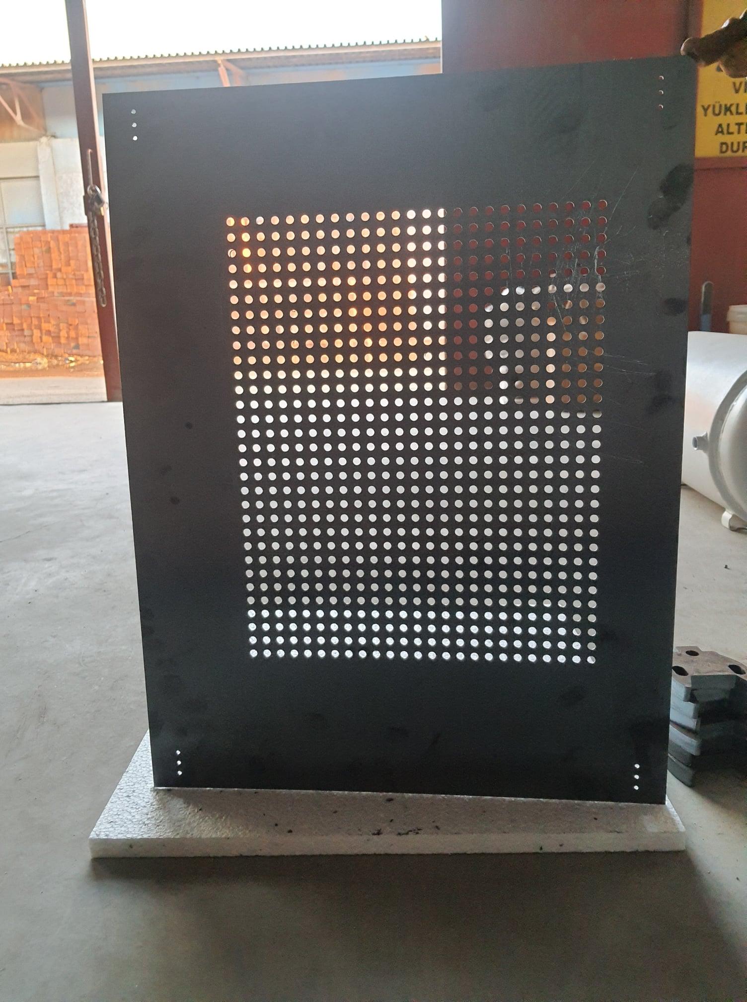 Hatay Metal Lazer Kesim Cnc Kesim Hizmetleri