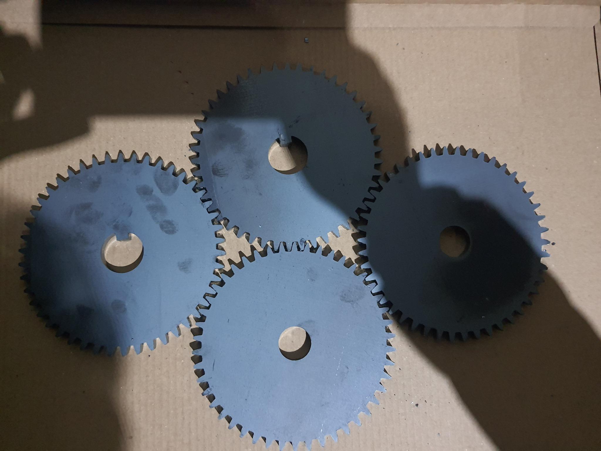 Fason Metal Lazer Kesim CNC Gümüşhane